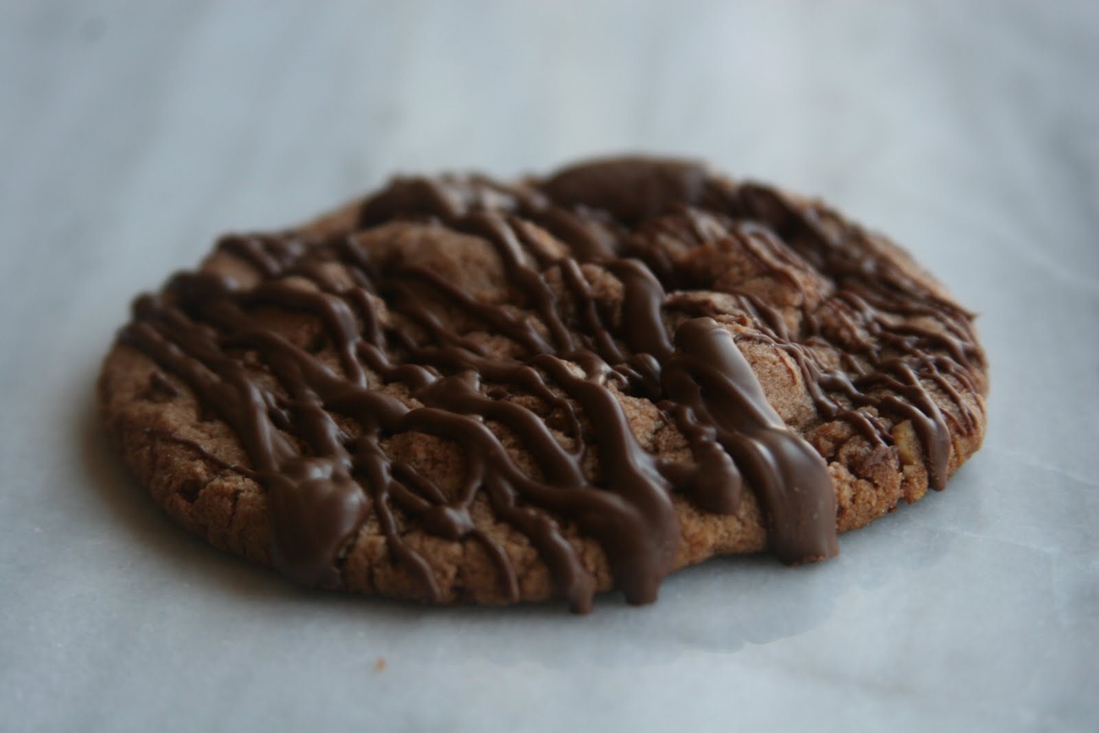 Nutella Chocolate Chip Cookies - Espresso and ...