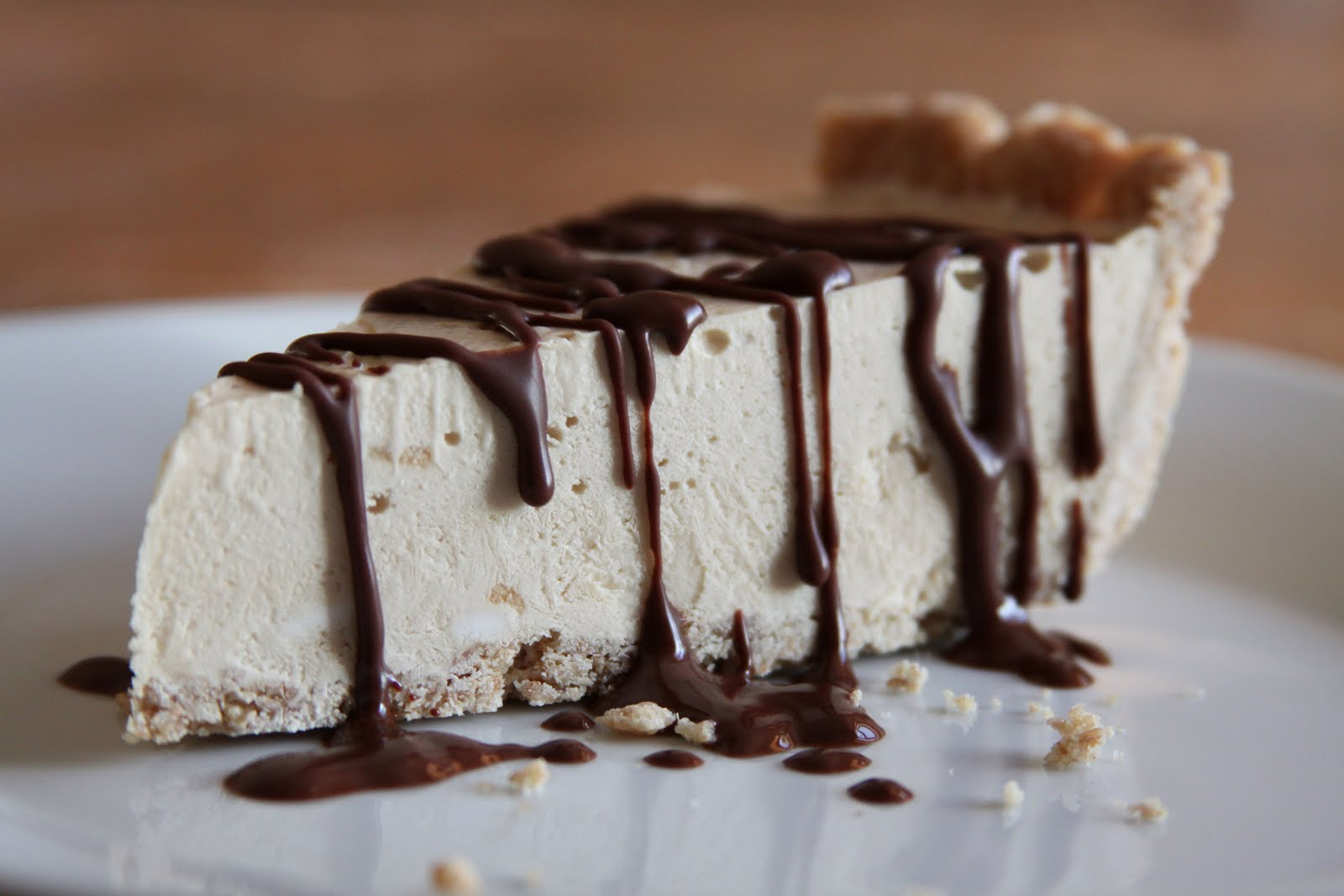 Coffee Cheesecake Ice Cream Pie - Espresso and CreamEspresso and Cream