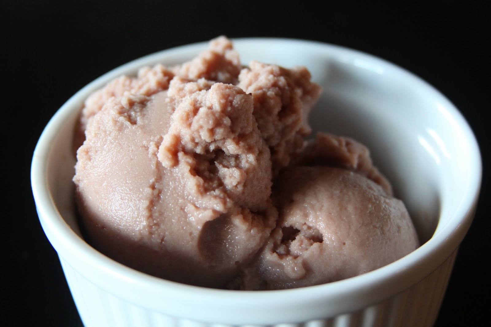 Almond Milk Ice Cream | Espresso and Cream