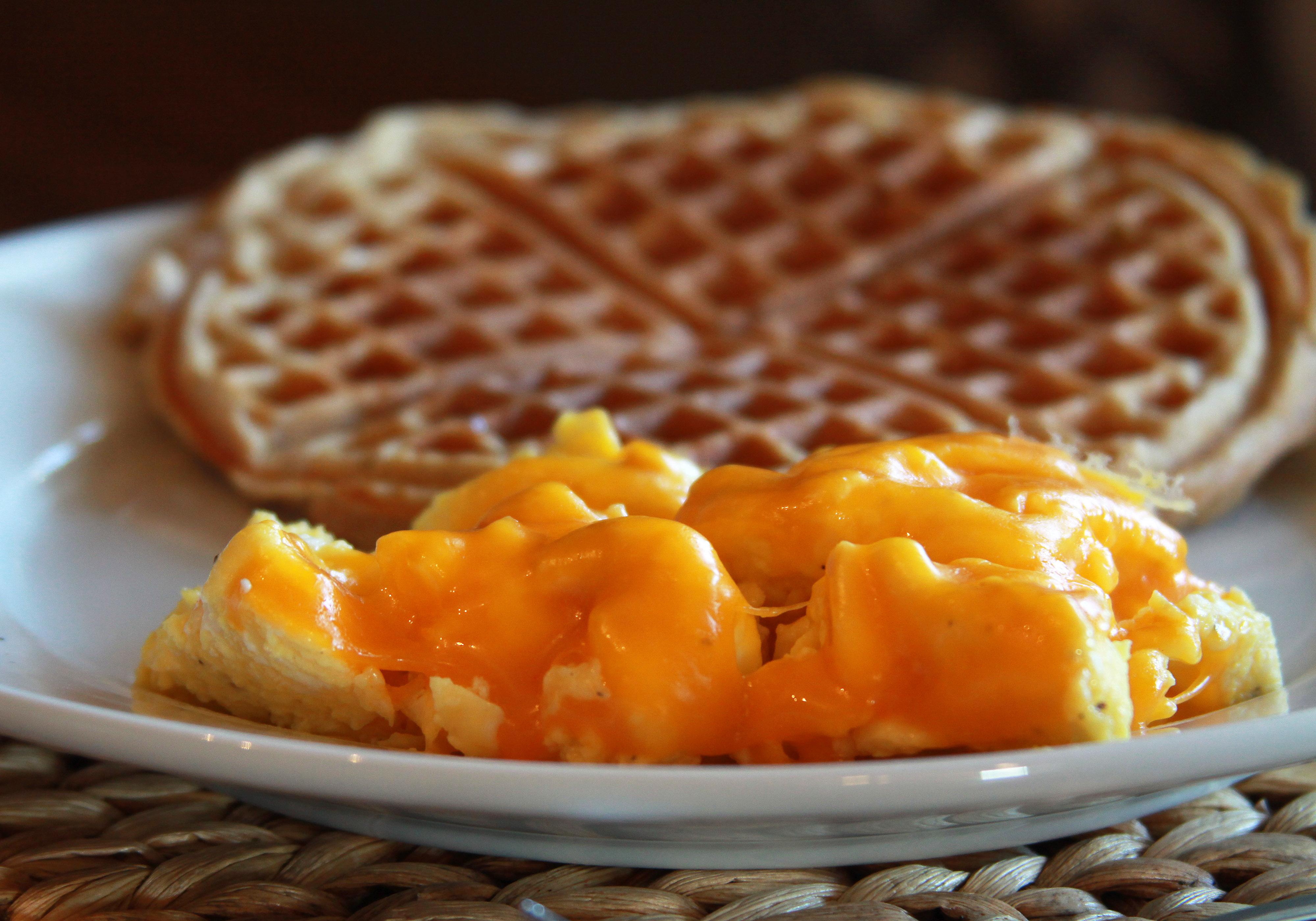 Banana Waffles Recipes — Dishmaps
