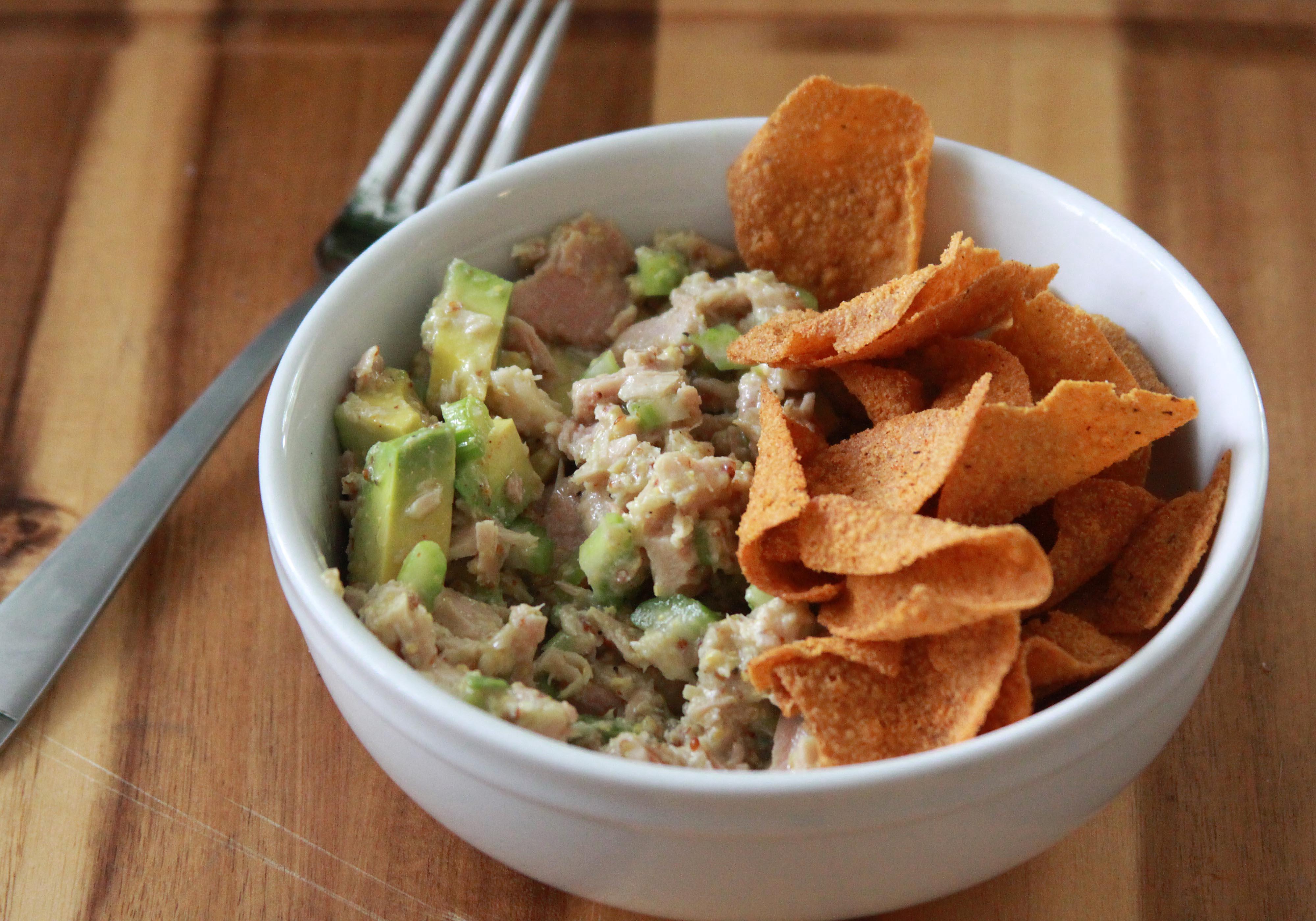California Style Tuna Salad (Mayo-Free!) | Espresso and Cream