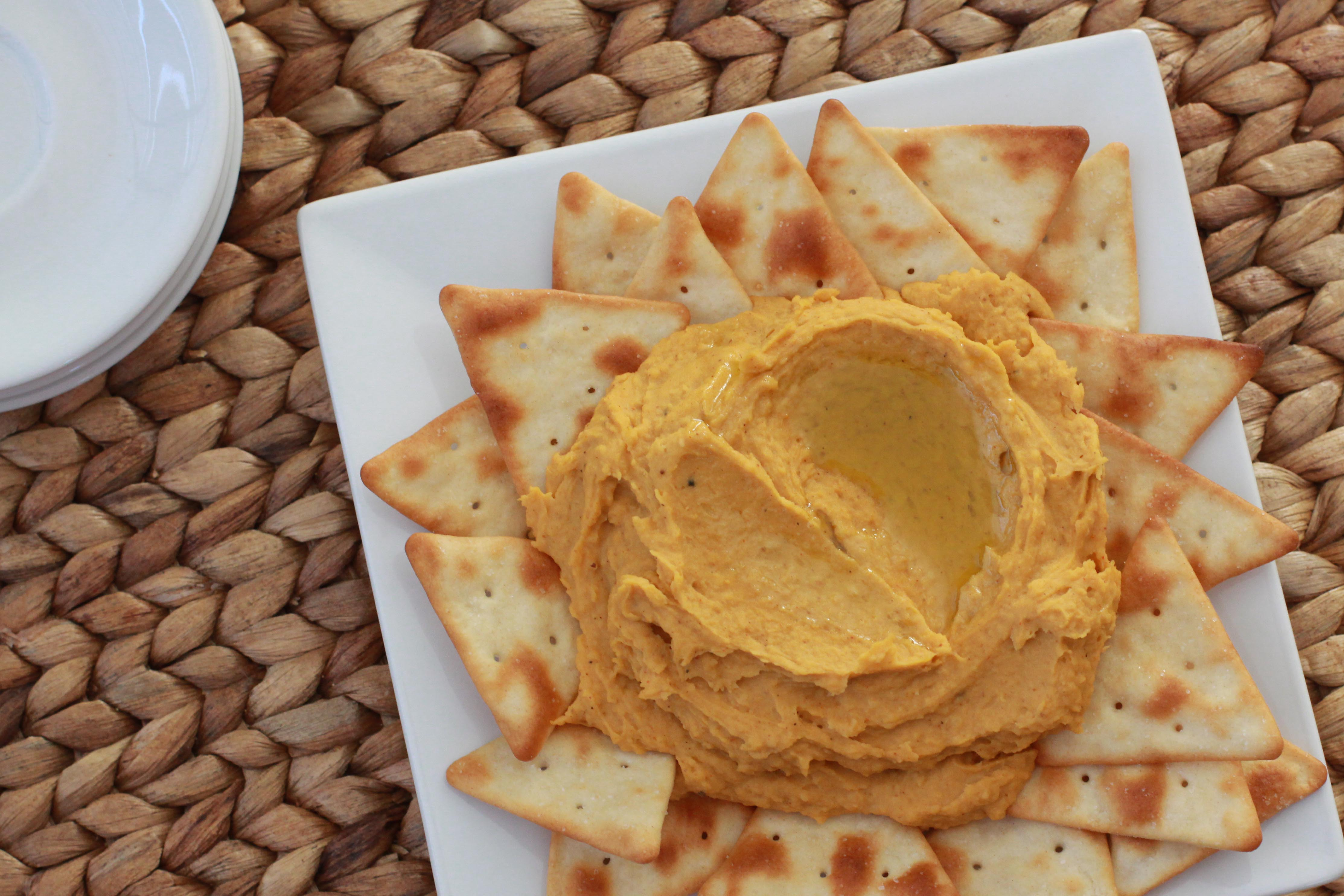 ... curried hummus superfast appetizers cooking light curried sweet potato