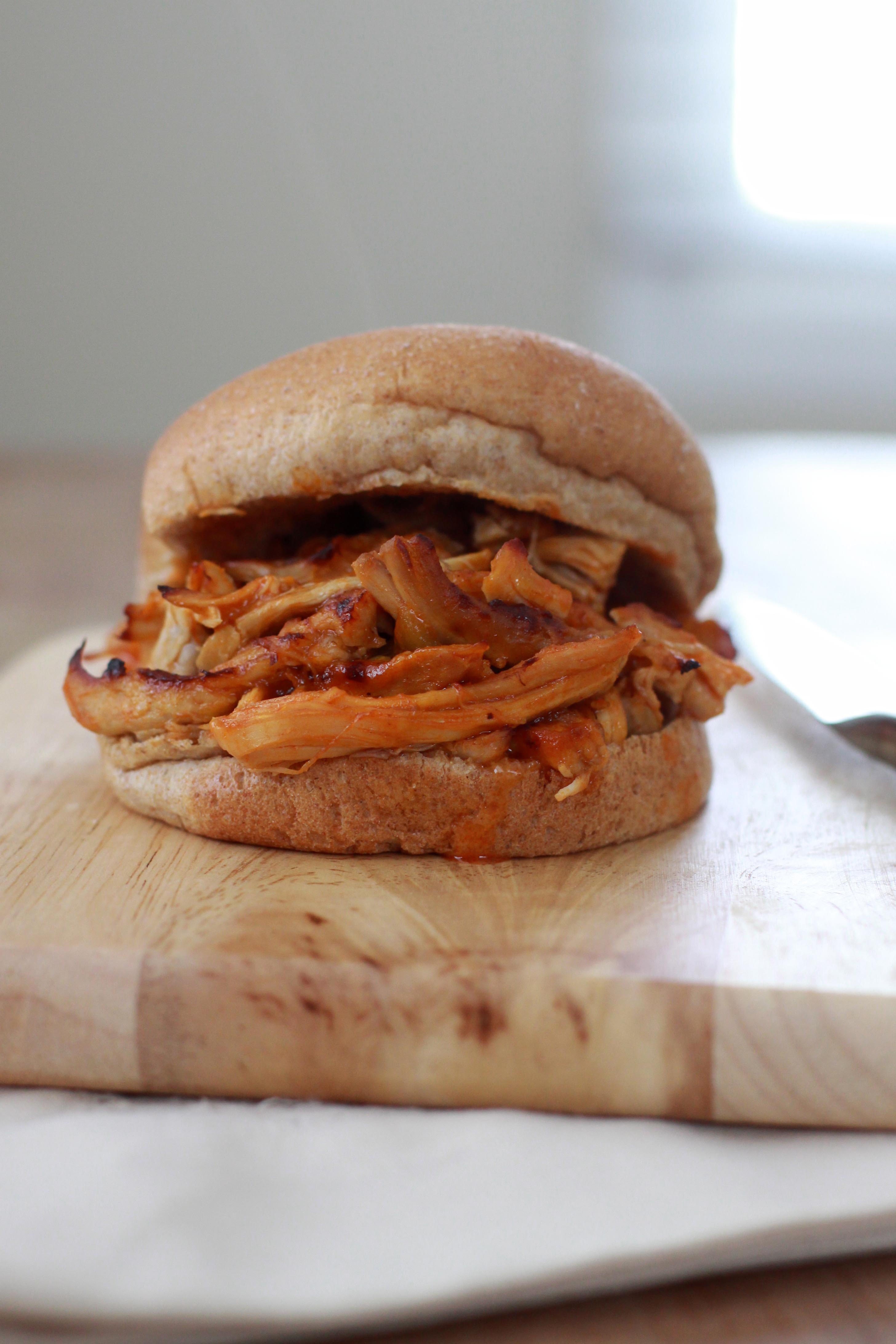 Slow Cooker Buffalo Chicken Sandwiches | Espresso and Cream ...