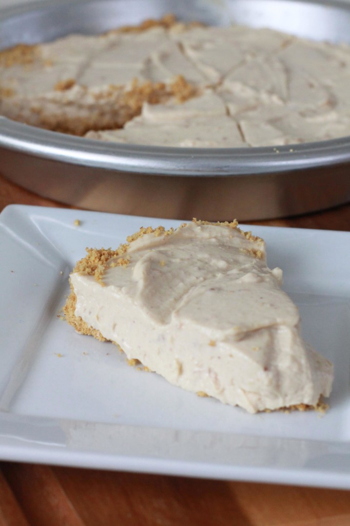 Healthy Peanut Butter Pie 3   Espresso and Cream