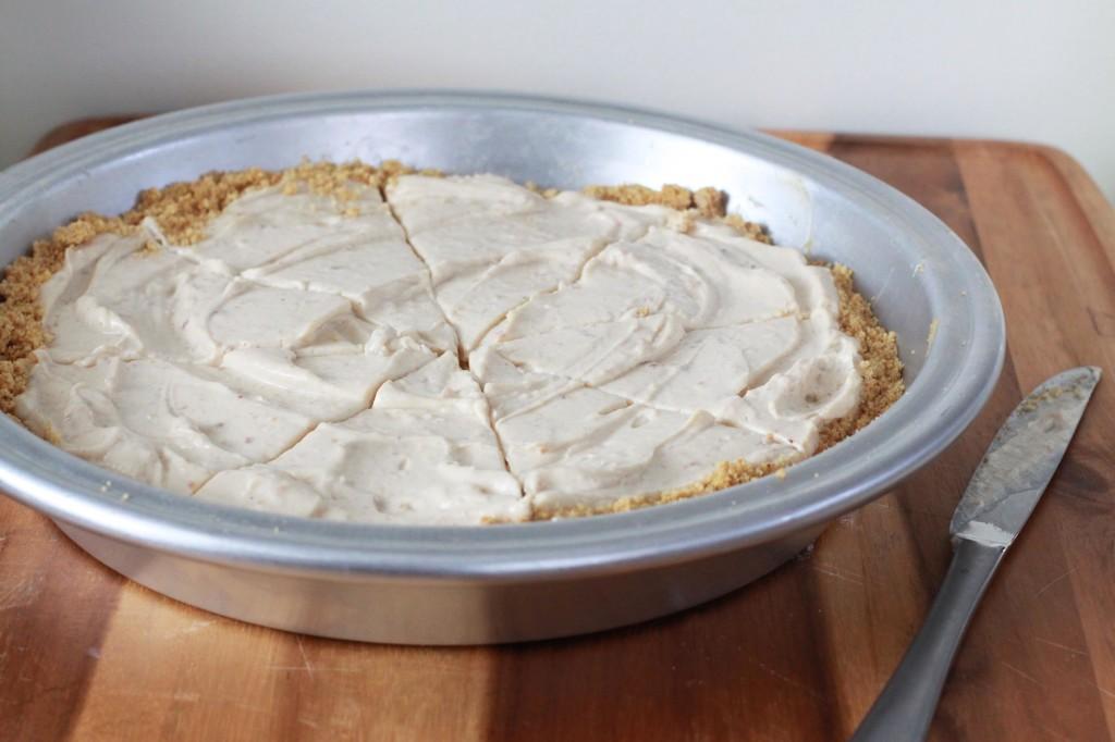 Healthy Peanut Butter Pie   Espresso and Cream 1
