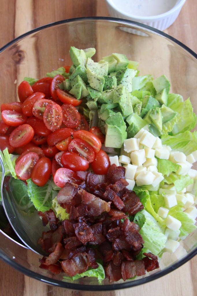 Summer Chopped Salad | Espresso and Cream 2