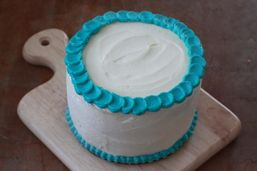 Eli Smash Cake 2