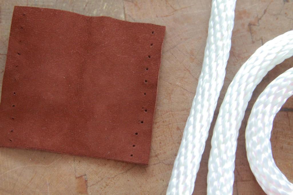 Rope Leash DIY 9