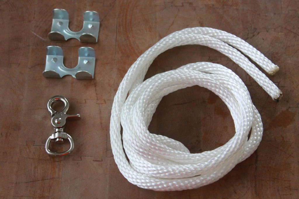 Rope Leash DYI 1