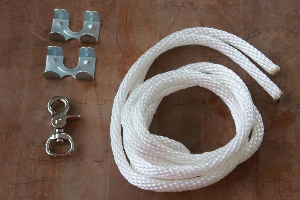 Rope Leash DYI 1