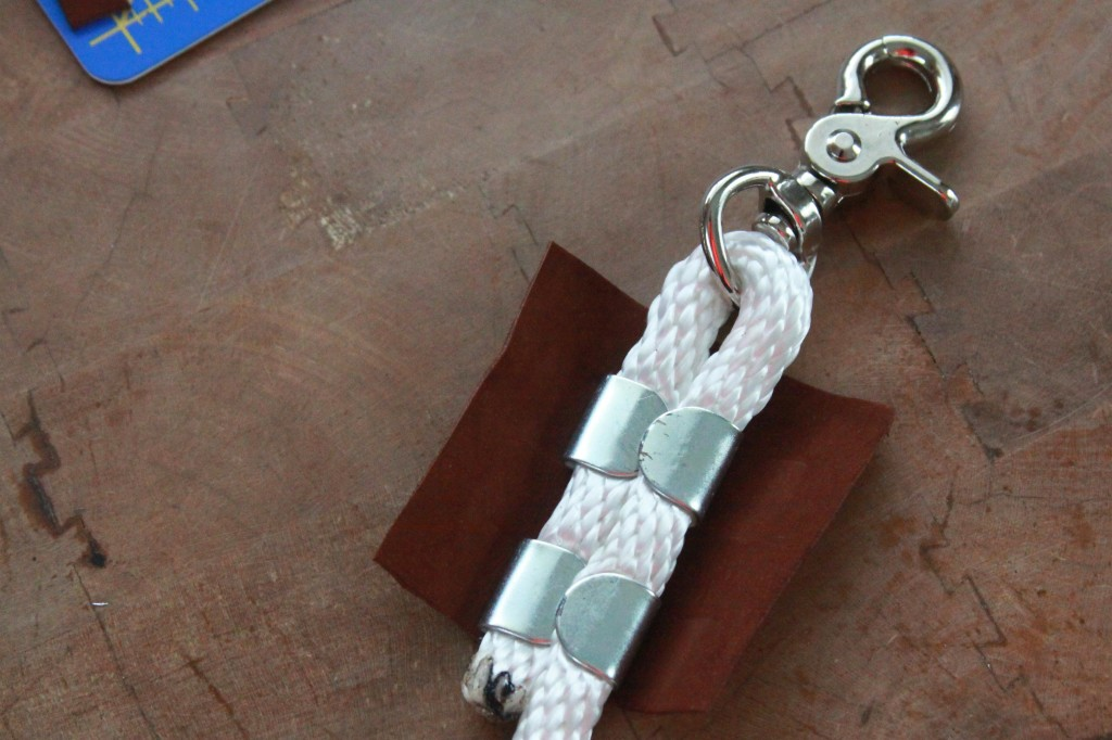 Rope Leash DYI 8