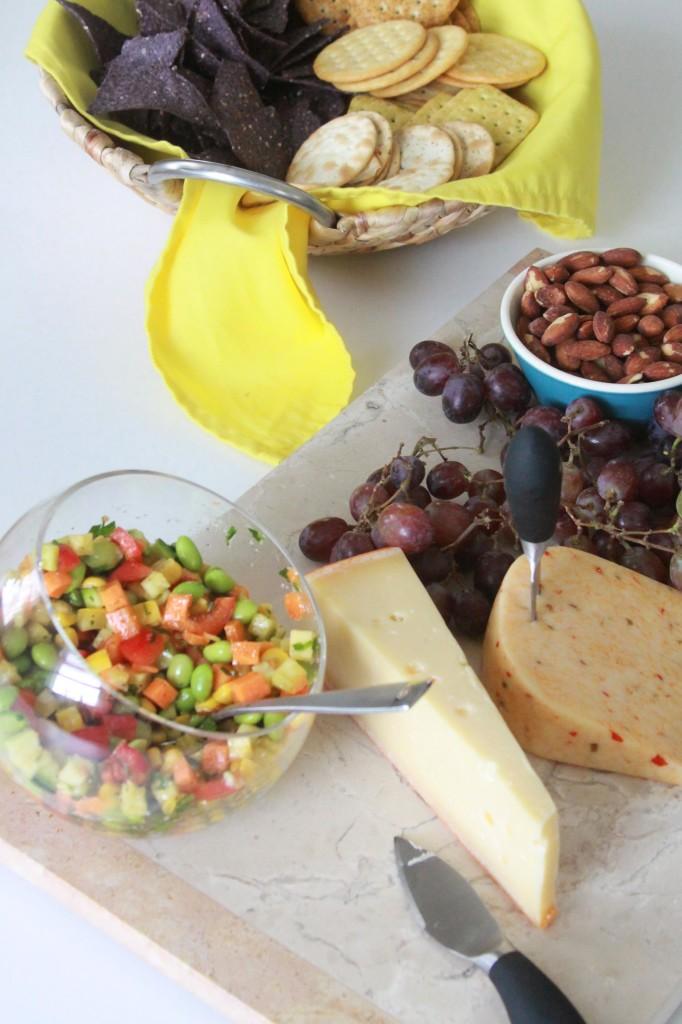 Wine Platter 1 | Espresso and Cream