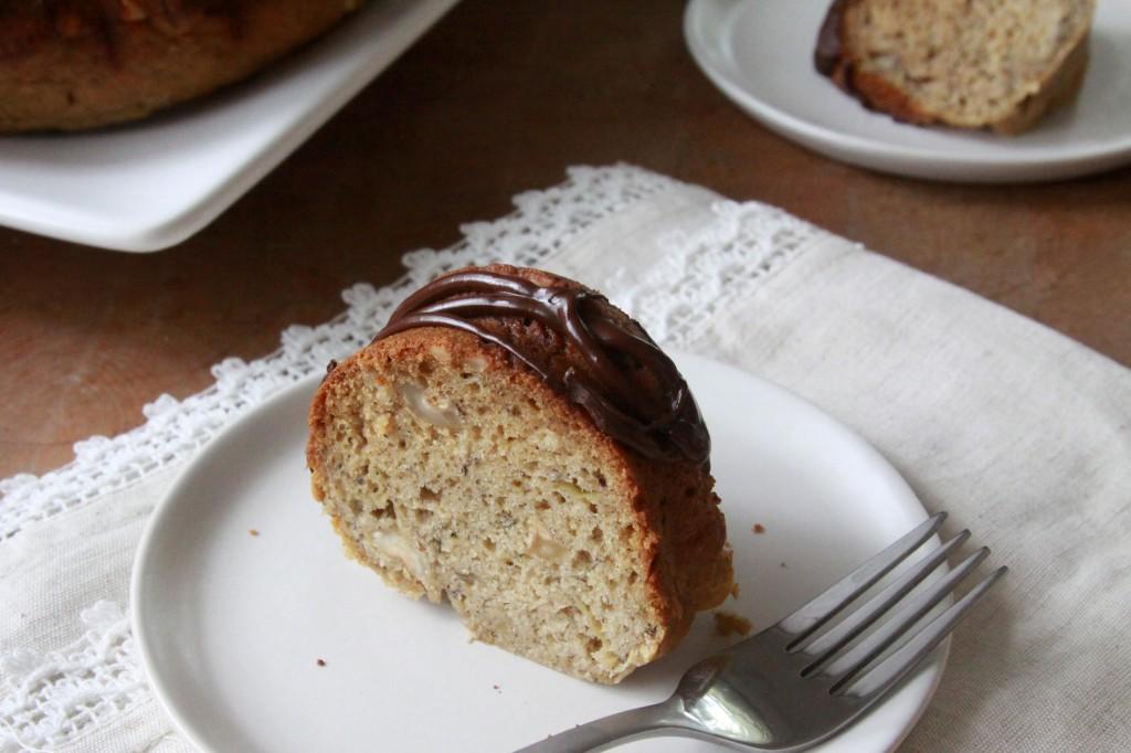 Banana Bundt Cake 1 | Espresso and Cream
