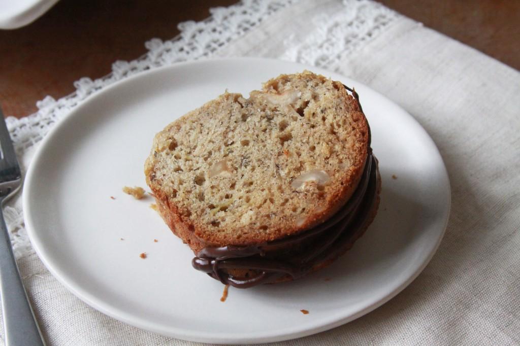 Banana Bundt Cake 2 | Espresso and Cream