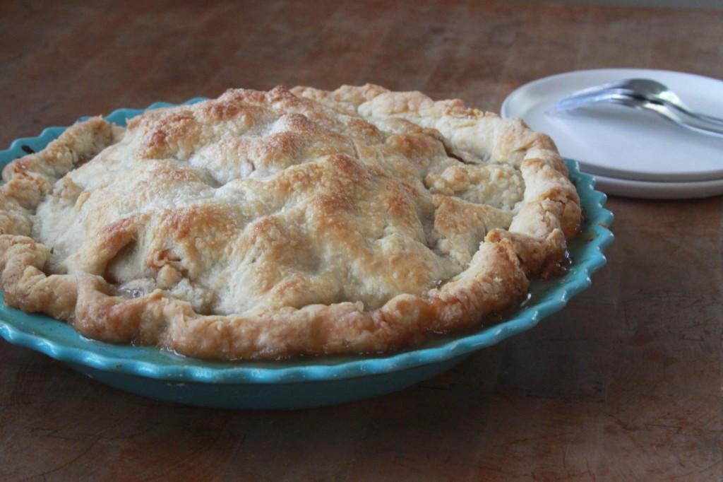 Classic Apple Pie (2) | Espresso and Cream