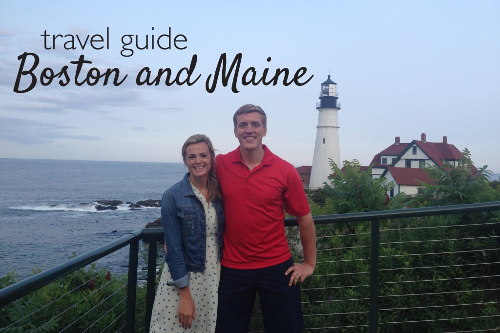 Boston and Maine Travel Guide | Espresso and Cream