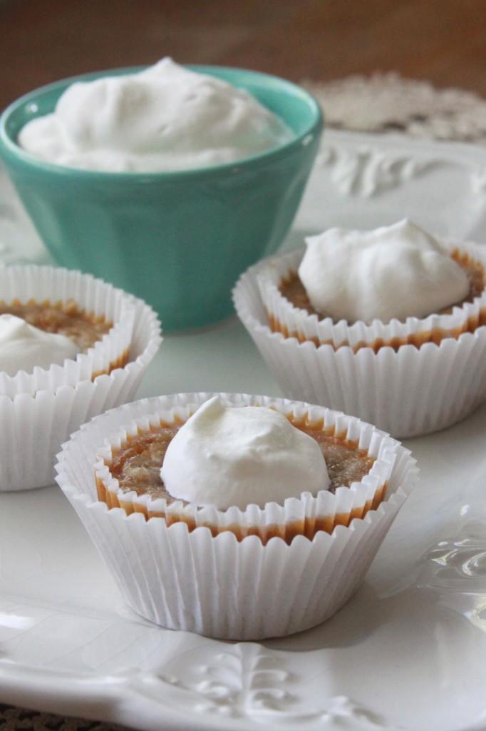 Pumpkin Pie Minis 3 | Espresso and Cream