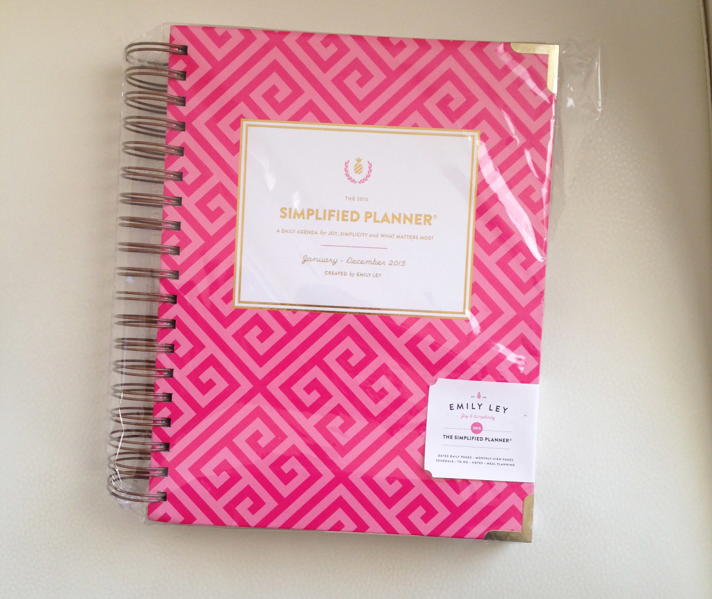 picture about Emily Ley Planner identify Emily Ley Simplified Planner Giveaway - Coffee and