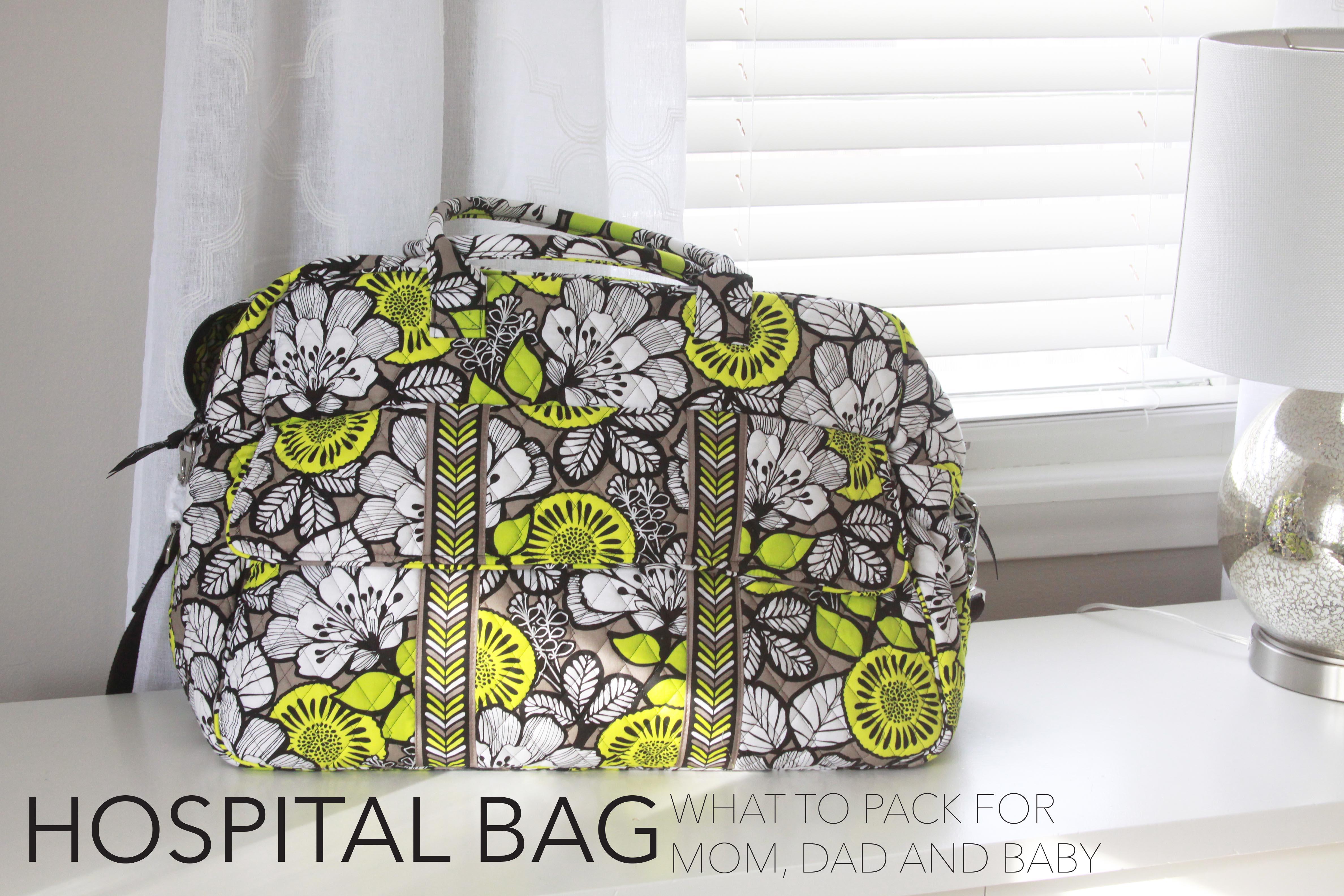 My Hospital Bag Essentials