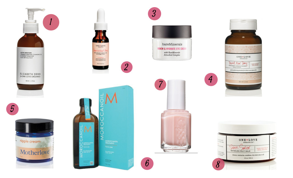 Beauty Product RoundUp