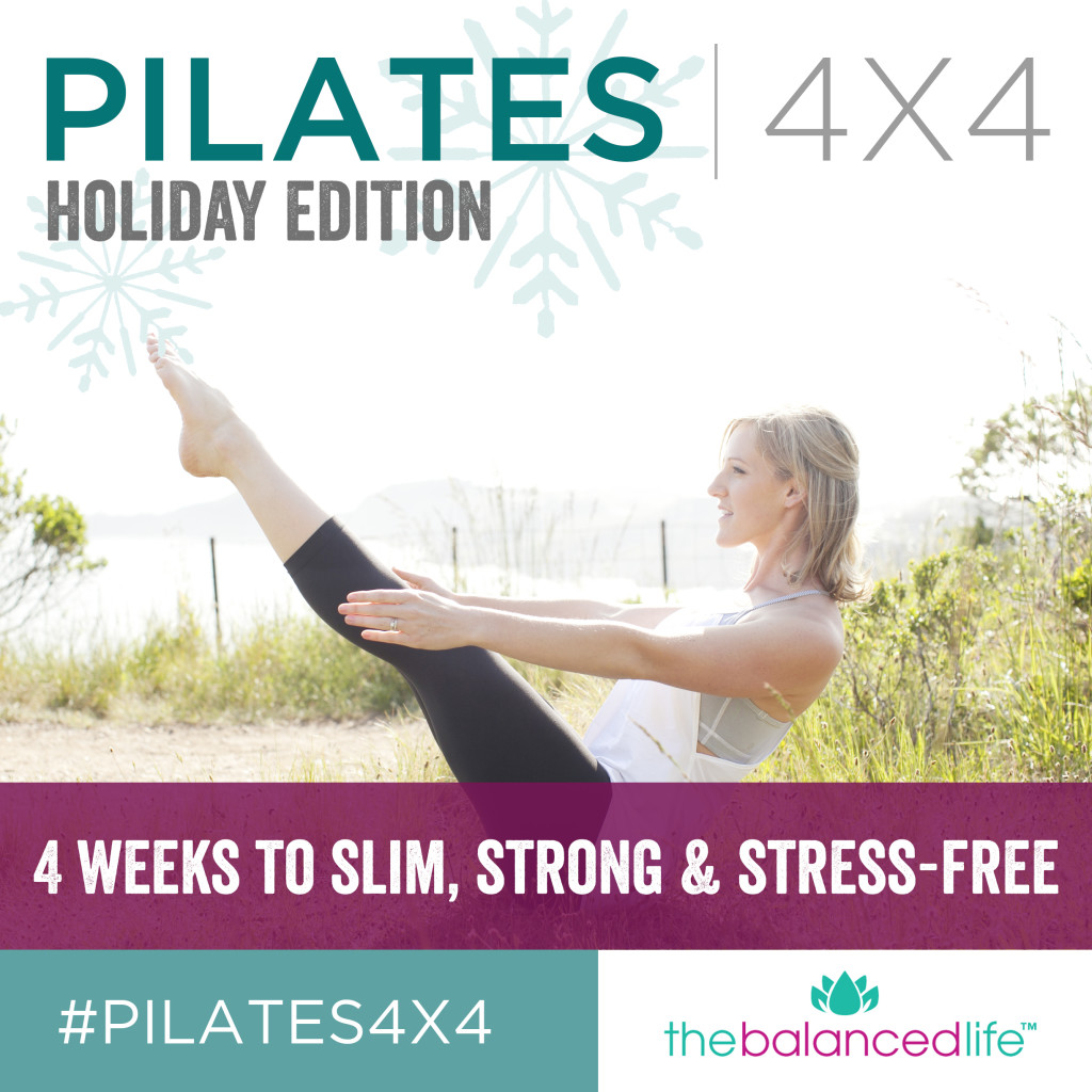 Pilates 4x4 Holiday 2